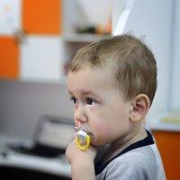 Мой младший внук :: Григорий Карамянц
