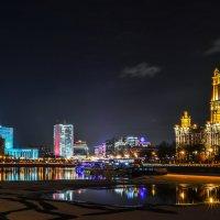 У Москвы реки :: Георгий А