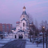 Церковь :: Лариса Кояшова