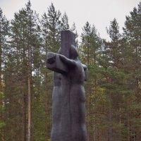 Крест скорби :: Валентина Харламова