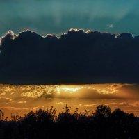 Торжество заката :: Наталья Ильина