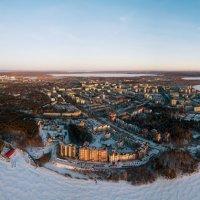 Город на острове. :: Сергей Адигамов