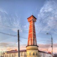 Пожарная каланча. :: Maxim Semenov