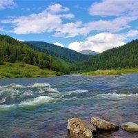 Река :: Сергей Чиняев