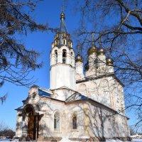 Рязань...Спасо-Преображенская церковь :: Galina Leskova