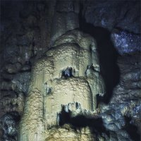 Пещерное чудовище. Новый Афон. :: Вера Катан