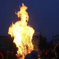 Все волшебство начинается с огня. :: Валентина ツ ღ✿ღ