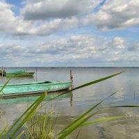 Лодки на озере Неро :: Olcen Len
