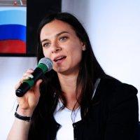 Елена Исинбаева :: Кристина Бессонова