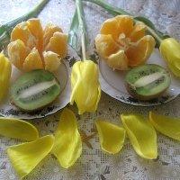 Солнечно-витаминный натюрморт :: Елена Семигина