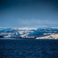 Кольский залив :: вадим измайлов