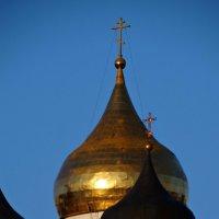 В лучах уходящего солнца... :: Fededuard Винтанюк