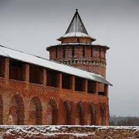 Маринкина башня :: san05   Александр Савицкий