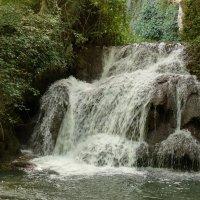 Природный водопад-создатель чудо! :: Mila .