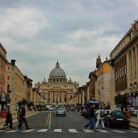 По дороге в Ватикан :: Наталья Баулина