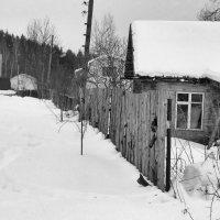 Незакрытая дверь :: Евгений Верзилин