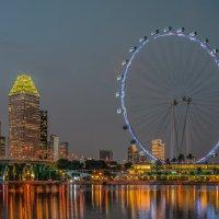 Сингапур. :: Edward J.Berelet