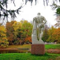 Елагин остров в Петербурге :: GalLinna Ерошенко
