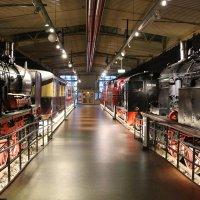 Музей железнодорожной техники в Нюрнберге :: Леся Сафронова