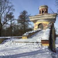 город Пушкин зимой :: Леся Сафронова