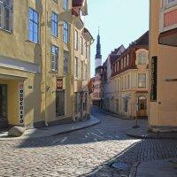 Улицы Таллина :: skijumper