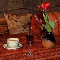 Кофе с ликером. :: Татьянка *