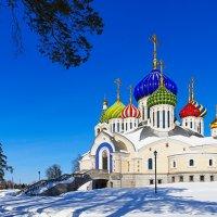 Собор князя Игоря Черниговского в Переделкино :: Иван