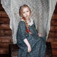 Варвара краса длинная коса :: Любовь Махиня