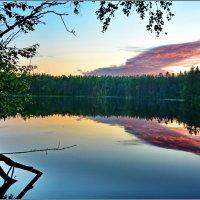 Тихий летний вечер :: Сергей Никитин
