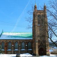 Англиканская церковь Св. Андрея :: Алла Захарова
