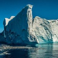чудовищный айсберг - 3-ий тип айсбергов :: Георгий