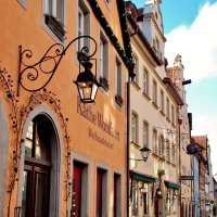 Ротенбург  на Таубере  ..Германия :: backareva.irina Бакарева