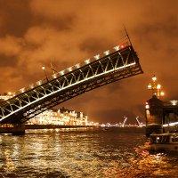 Огни большого города :: Nika Polskaya