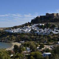Греция, древний город Линдос :: Svetlana Erashchenkova