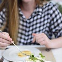 Таверна в Греции, Родос.Средиземноморская кухня. :: Svetlana Erashchenkova