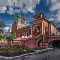 Высоко-Петровский монастырь :: mila