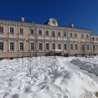 Мое рабочее место охраняется государством :: Андрей Лукьянов