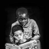 Цветные эмоции в чёрно-белом… :: Roman Mordashev