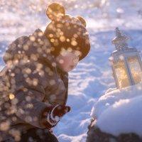 На закате :: Милада Шестопалова