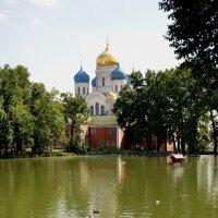 У пруда :: Ольга Беляева