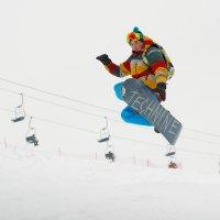 Прыжок :: Валерий Шурмиль