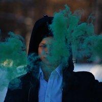 цветной дым :: Олеся Дяченко