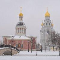Рогожский поселок :: Ирина Бирюкова