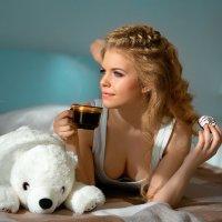 """""""Кофе с пироженкой"""" :: Дина Агеева"""