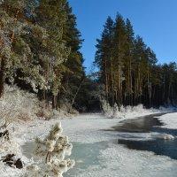 Свежий лёд. :: Валерий Медведев