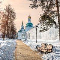 Башни Лавры :: Юлия Батурина
