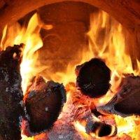 Бьётся в тесной печурке огонь! :: Натали Пам