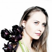 Черные тюльпаны :: Nika Polskaya