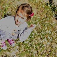 ромашки и дети :: Ариэль Volodkova