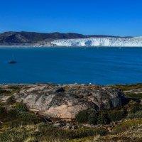 расстояние до ледника (Яковсхавен) 6-8 км :: Георгий